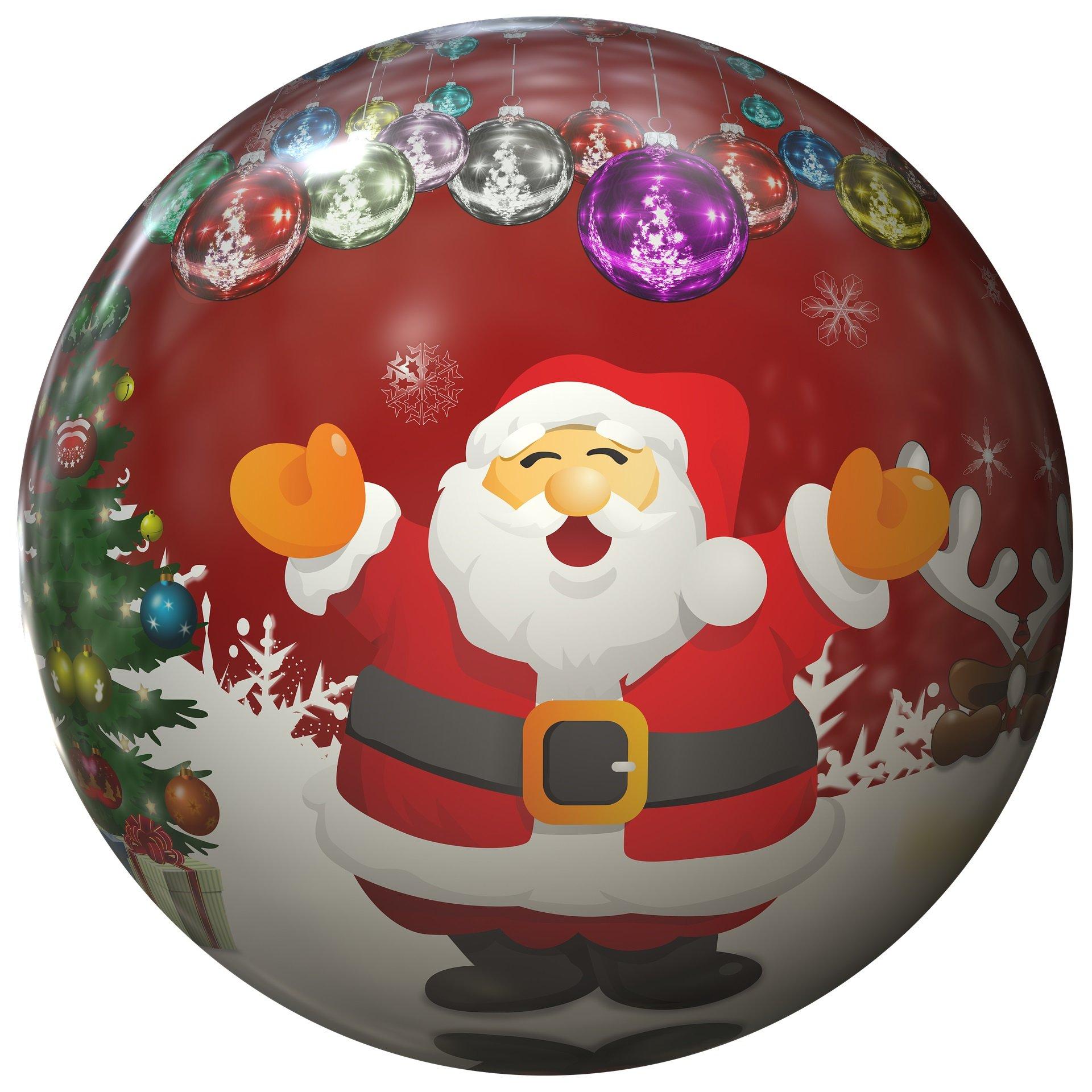 Jolly Old Saint Nicholas piosenka świąteczna o Mikołaju dla dzieci tekst i melodia