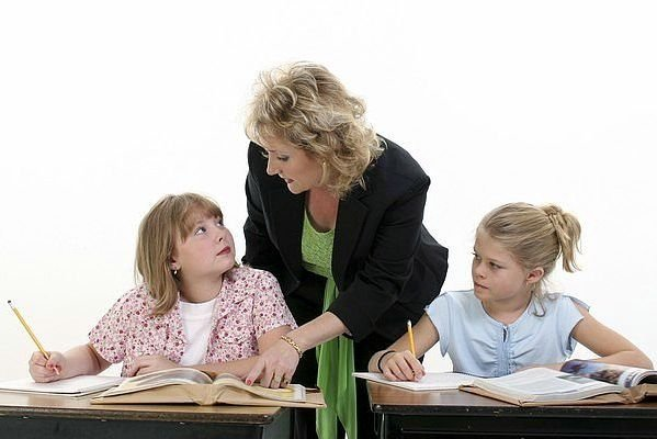Wiersz o nauczycielce na Dzień Nauczyciela