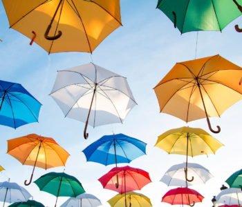 Parasolka piosenka dla dzieci na jesień