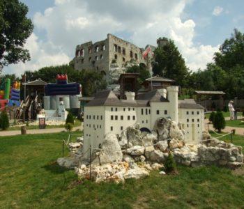 Park miniatur w Ogrodzieńcu, Park rozrywki dla rodzin z dziećmi