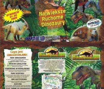 Park ruchomych dinozaurów – Dinozatorland