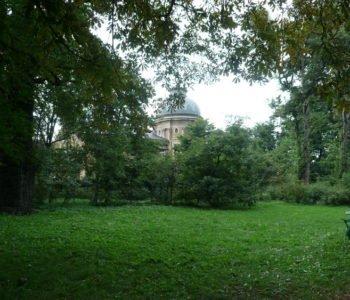 Pałac i kaplica