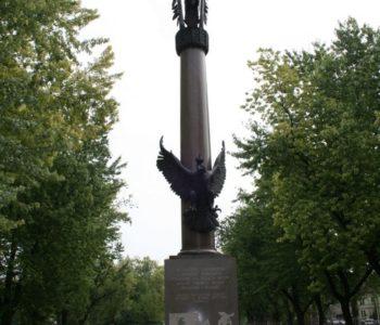 Pomnik pamięci Żołnierzy I Dywizji Pancernej