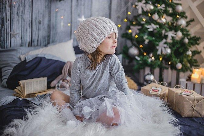 Wigilijny wieczór, wierszyk świąteczny dla dzieci