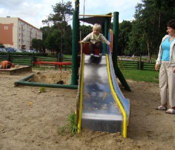 Plac zabaw- ul. Dedala