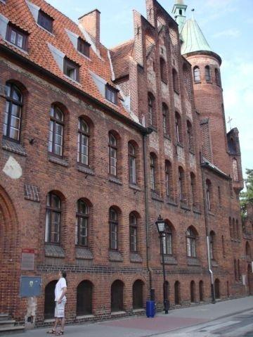 Chełmno - fragment zabudowy