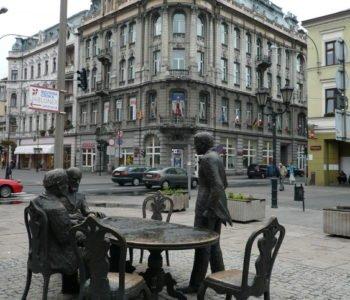 Pomnik Twórców Łodzi Przemysłowej