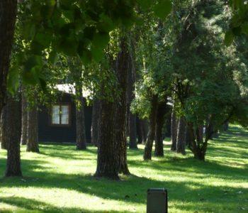 Plac zabaw w ośrodku Paprocany