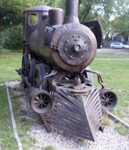 Stalowa lokomotywa