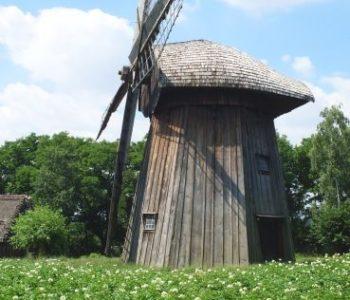 Wiatrak z Zygmuntowa