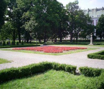 Park im. Fryderyka Chopina (ul. Podgórna)