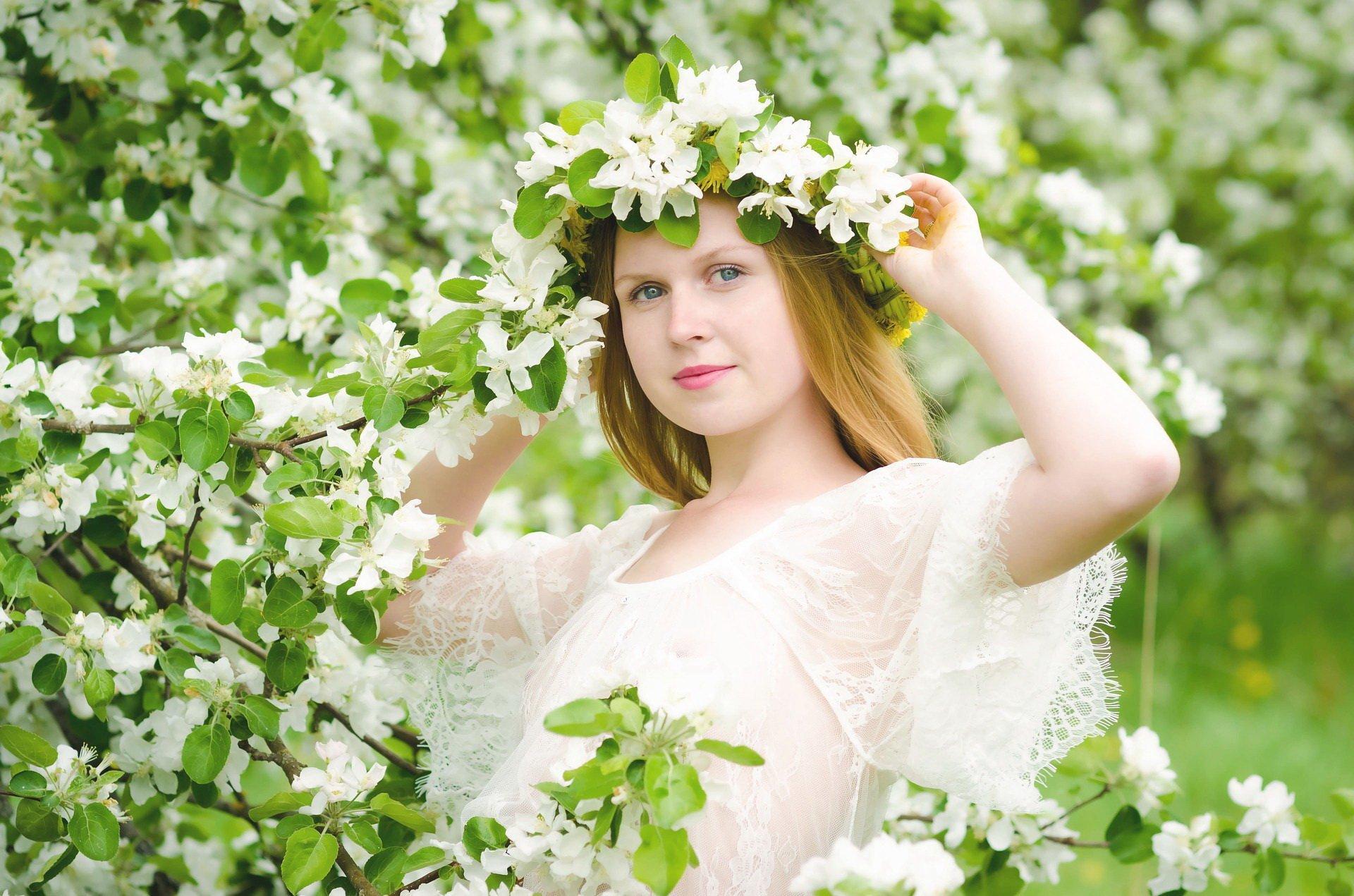 Wiosna wierszyk dla dzieci Grażyna Koba