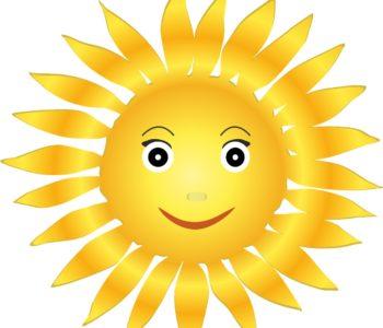 Patrz słońce się śmieje