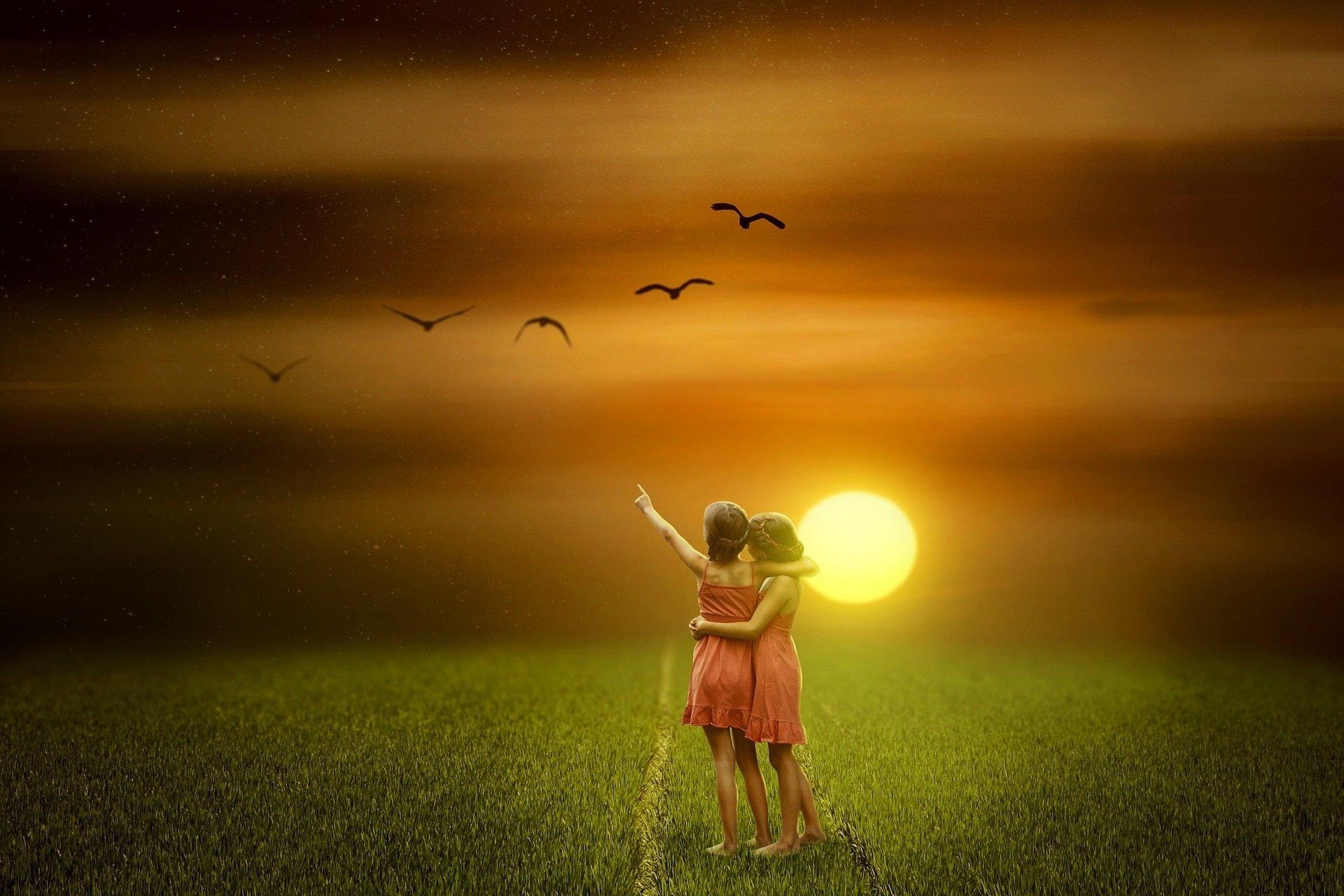 Bandoska, piosenka ludowa dla dzieci, tekst i melodia