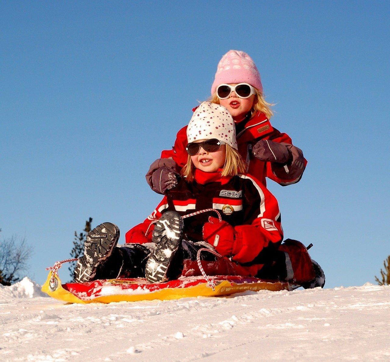 Zima, piosenka dla dzieci tekst i muzyka