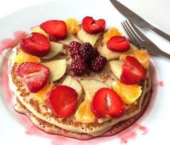 Przepis na prosty tort naleśnikowy