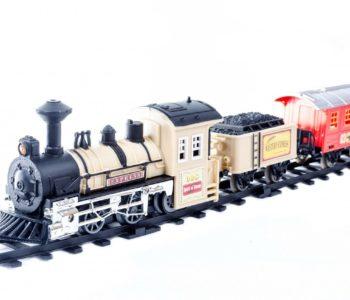 Ciuchcia, wierszyk dla dzieci o pociągu