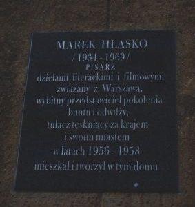 Dom Marka Hłaski