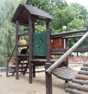 Plac Zabaw na Dorotowskiej
