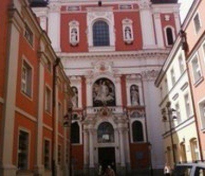 Kościół Fara, ul. Gołębia