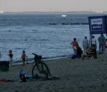 I znowu na plaży..