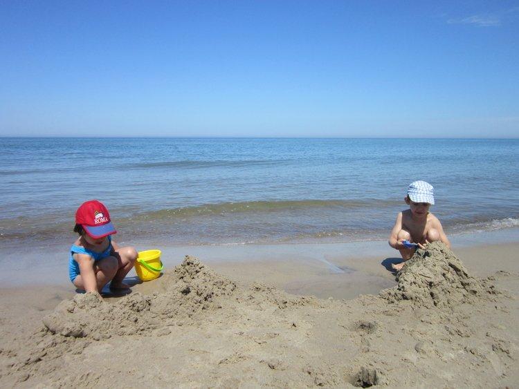 Weekend z dzieckiem w Jarosławcu