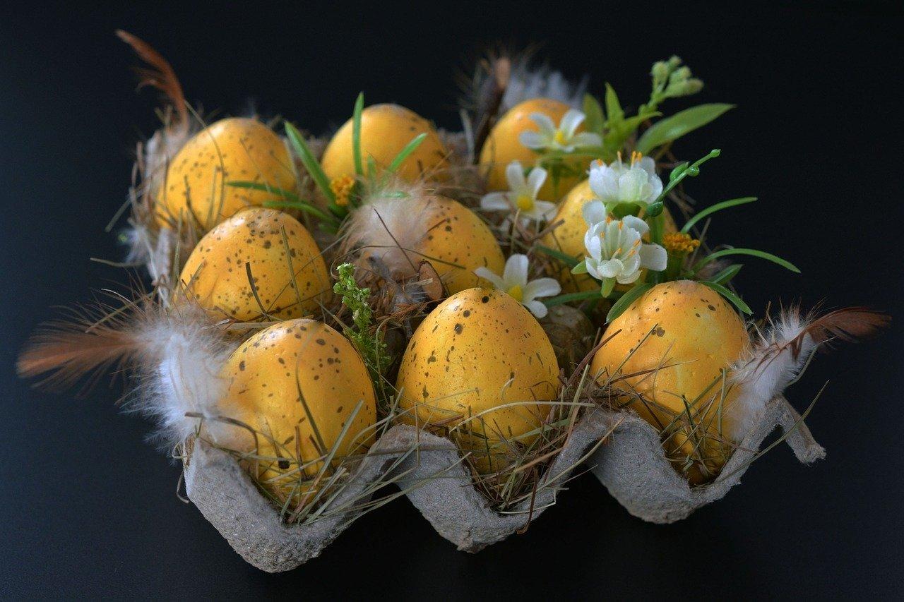 Wielkanocny stół, wierszyk dla dzieci na swięta