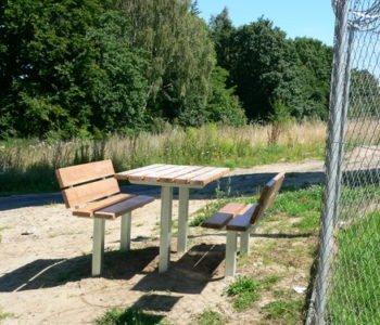Leśny piknik albo Centrum Klif, czyli czas na małe co nieco