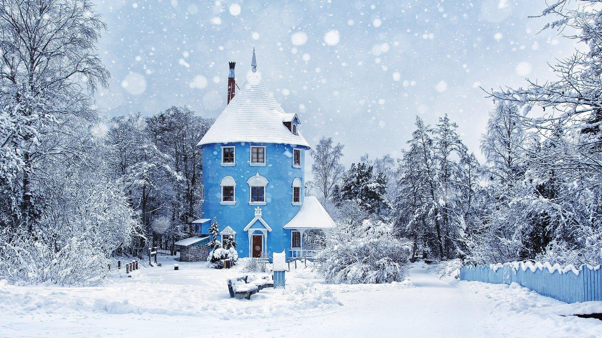 Zimowa piosenka dla dzieci po angielsku Winter Wonderland