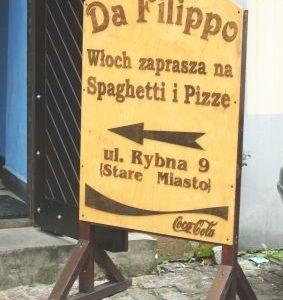 Pizzeria Da Filippo