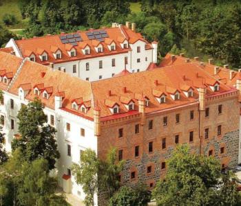 Krzyżacki Zamek Ryn