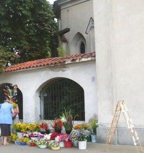 Klasztor kapucynów przy Krakowskim Przedmieściu 42