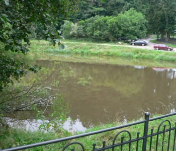 Dwór Oliwski i okolice