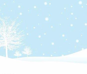 Zima zimie nierówna