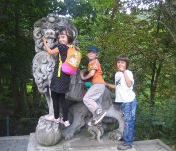Kasy i lwy