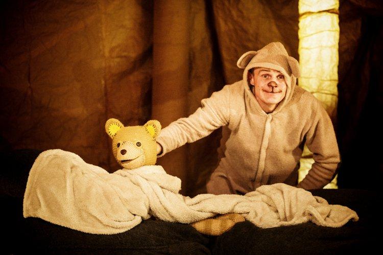 Misiaczek – spektakl dla dzieci w Kielcach