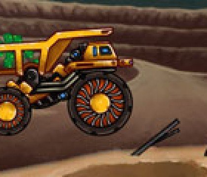 Ciężarówką po planetach