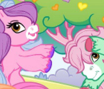 Świat koników Pony