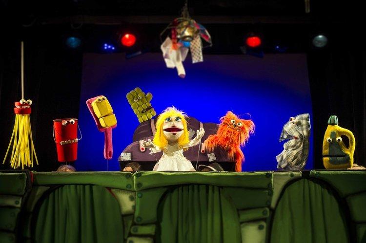 Ferie w Teatrze Lalki i Aktora Kubuś w Kielcach