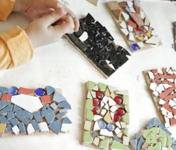 Mozaika – warsztaty artystyczne