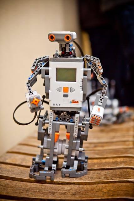 młody robotyk poziom 3