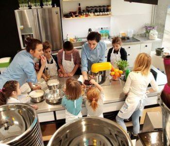 Kulinarne półkolonie w Little Chefie – tydzień międzynarodowy