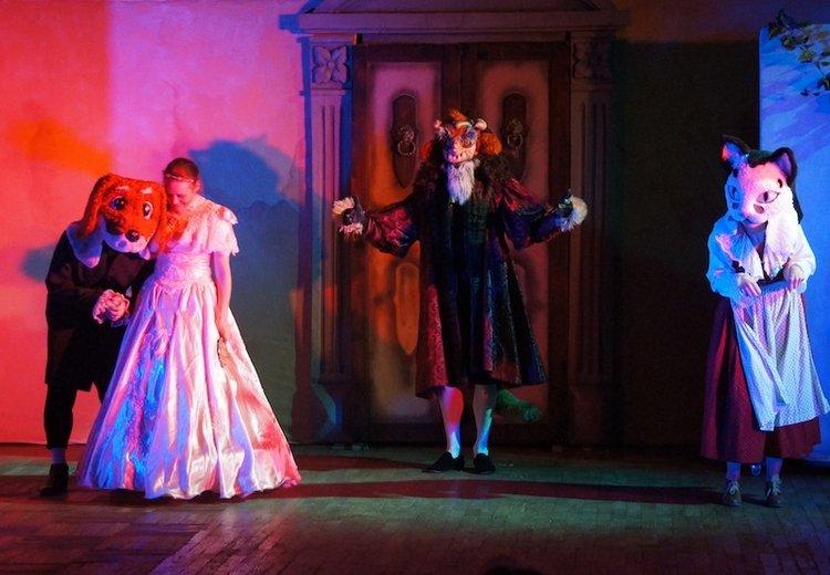 Piękna i Bestia w Teatrze Współczesnym