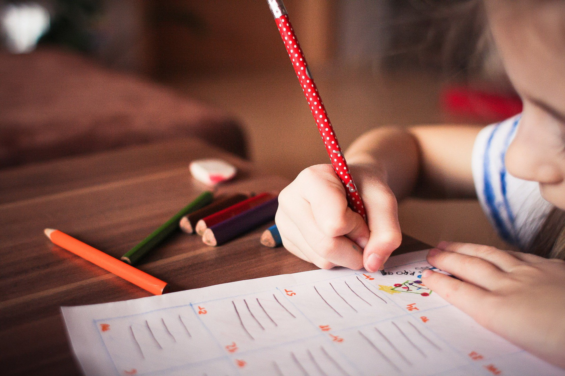 Jak odrabiać lekcje z dzieckiem