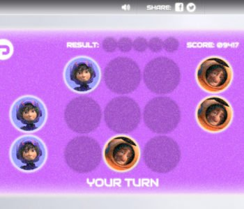 Big Hero 6 – Baymax Brain Games