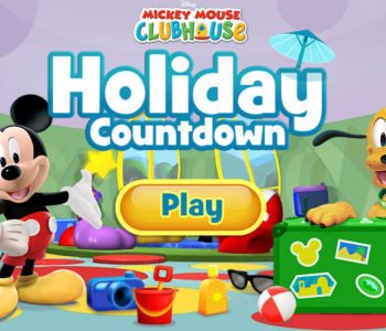 Mickey Mouse Clubhouse – Holiday Countdown