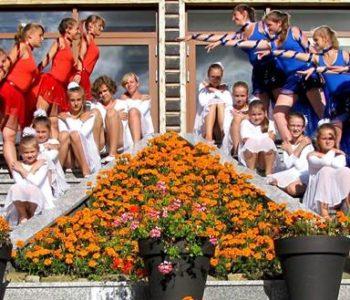Centrum Zajęć Pozaszkolnych nr 2 grupy taneczne