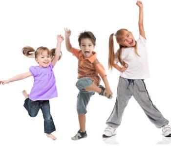Młodzieżowy Dom Kultury w Zgierzu - wysportowane dzieci