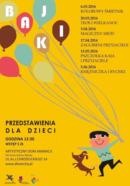 Przedstawienie teatralne dla dzieci Kolorowy śmietnik