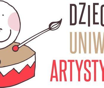 Dziecięcy Uniwersytet Artystyczny - logo